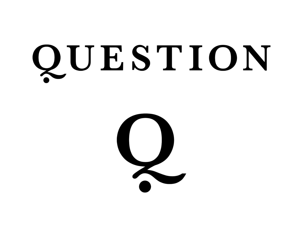 Question final logos