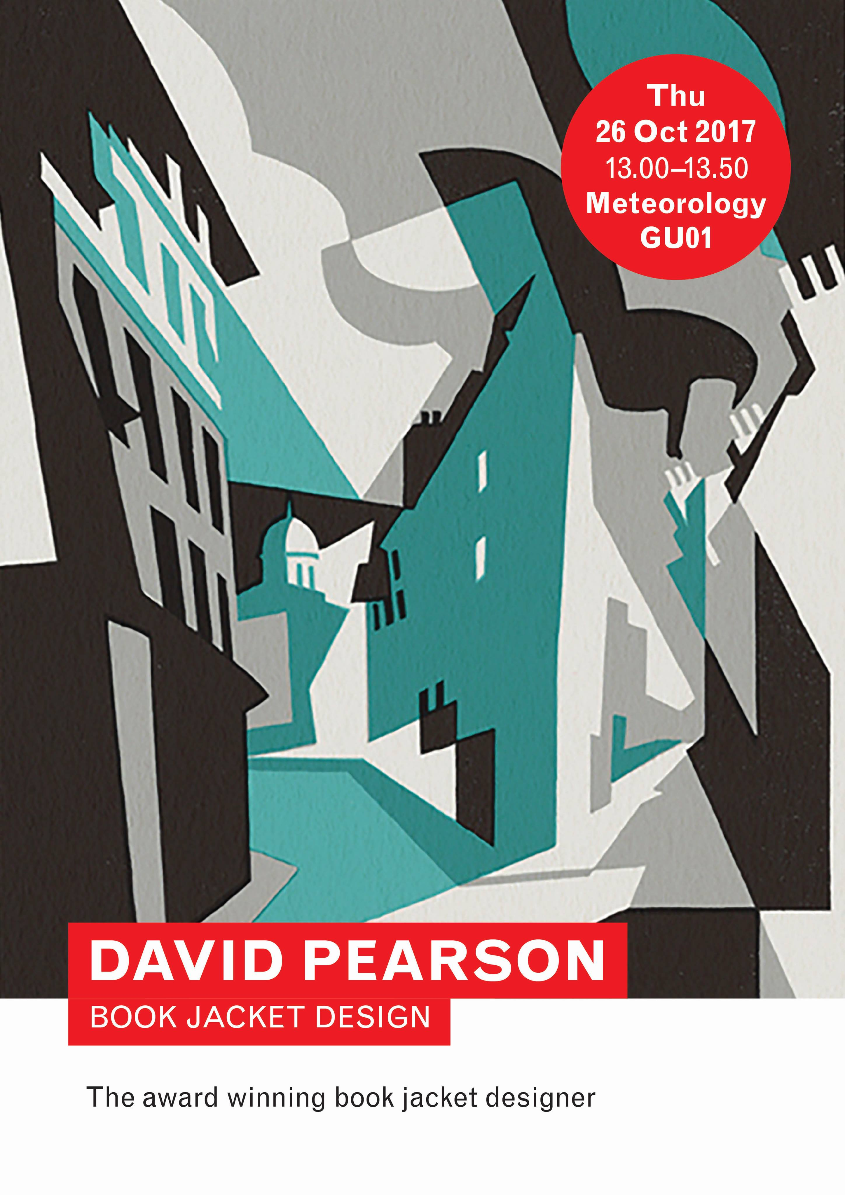 David Pearson - Event Poster