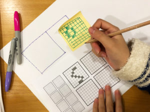 Use a grid.